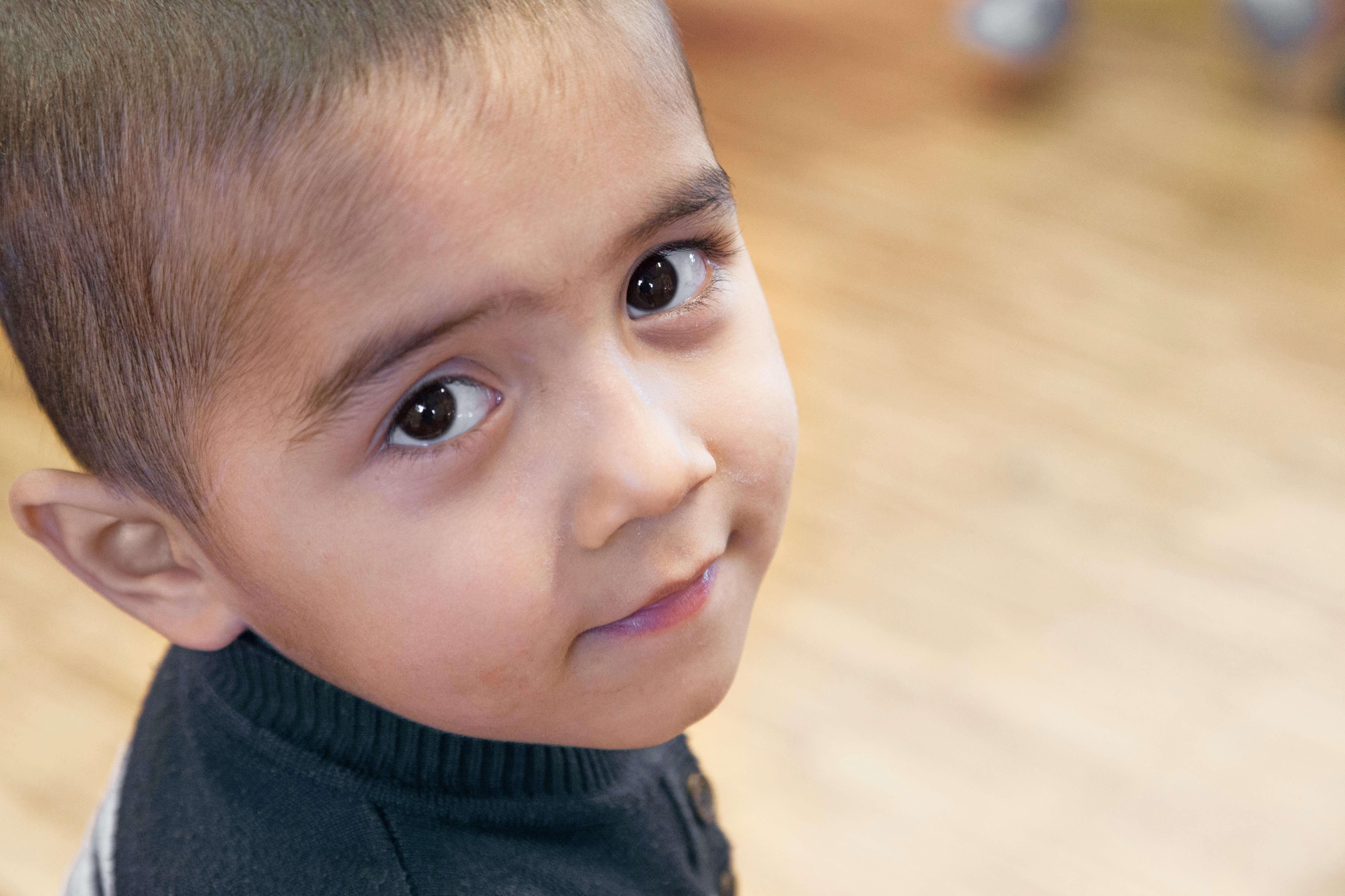 Die Johanniter bieten minderjährigen Flüchtlingen Hilfe im Alltag.