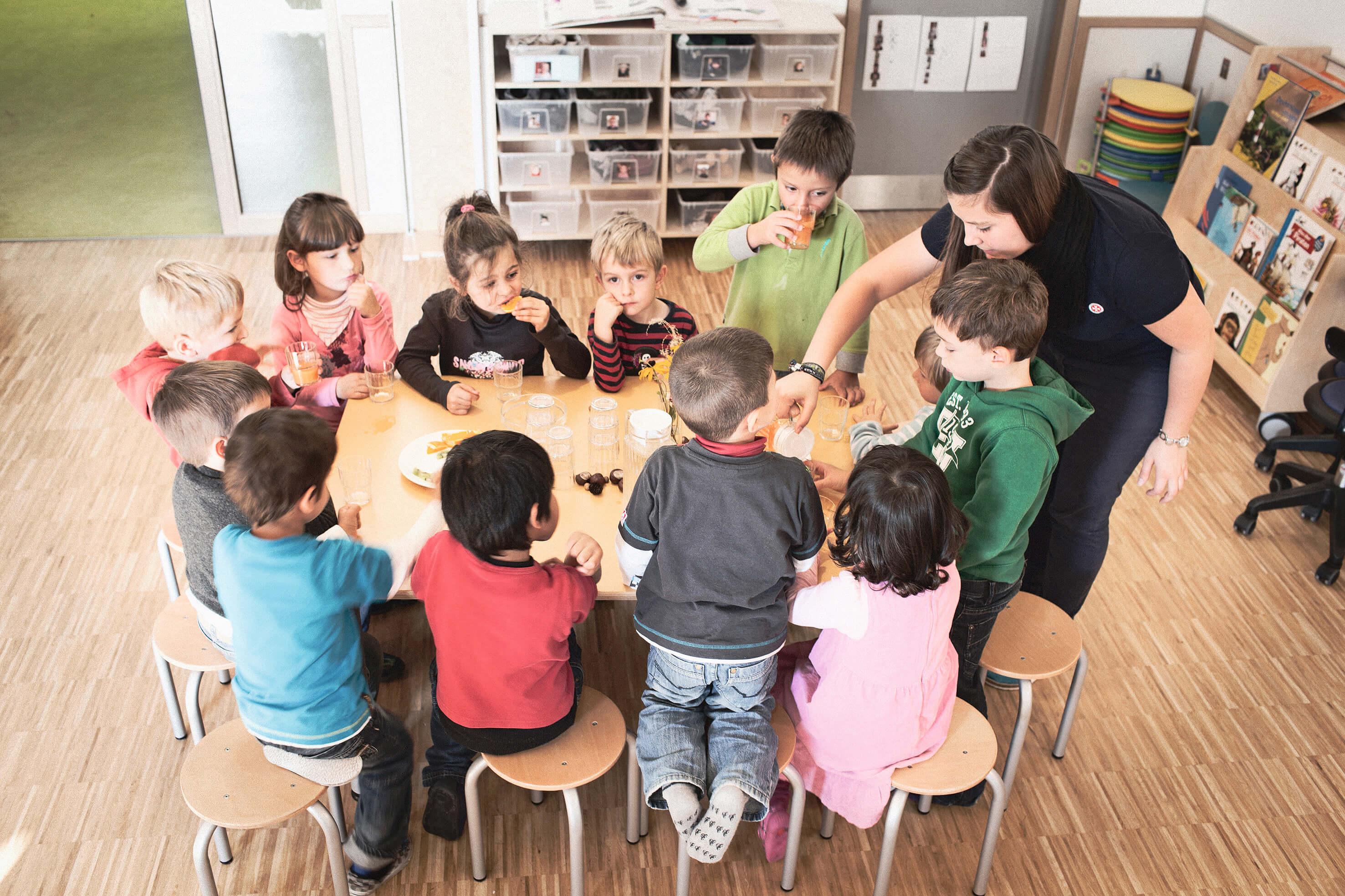 Die Kinder- und Jugendhilfe der Johanniter gibt jungen Menschen eine Starthilfe.