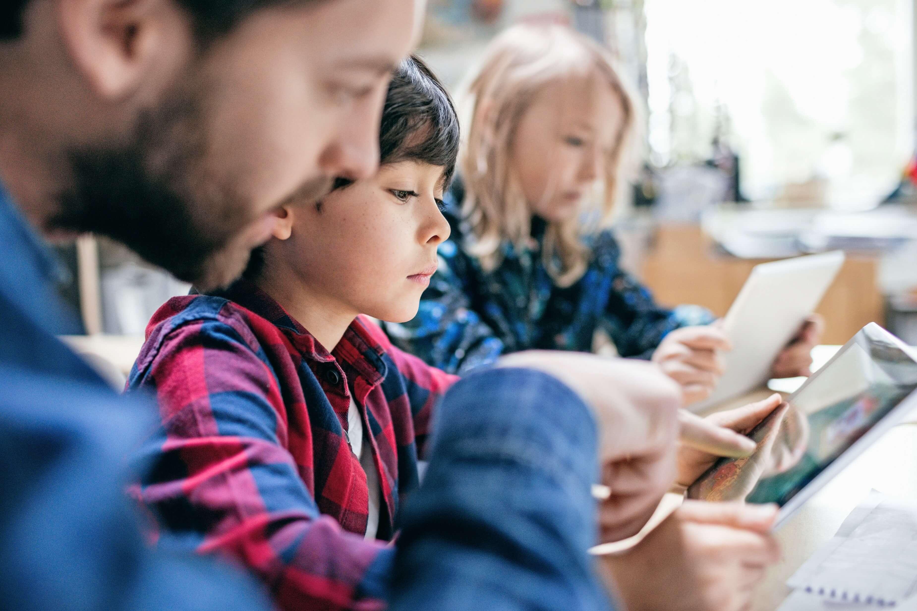 Der Schutz von Kindern und Jugendlichen liegt den Johannitern besonders am Herzen.