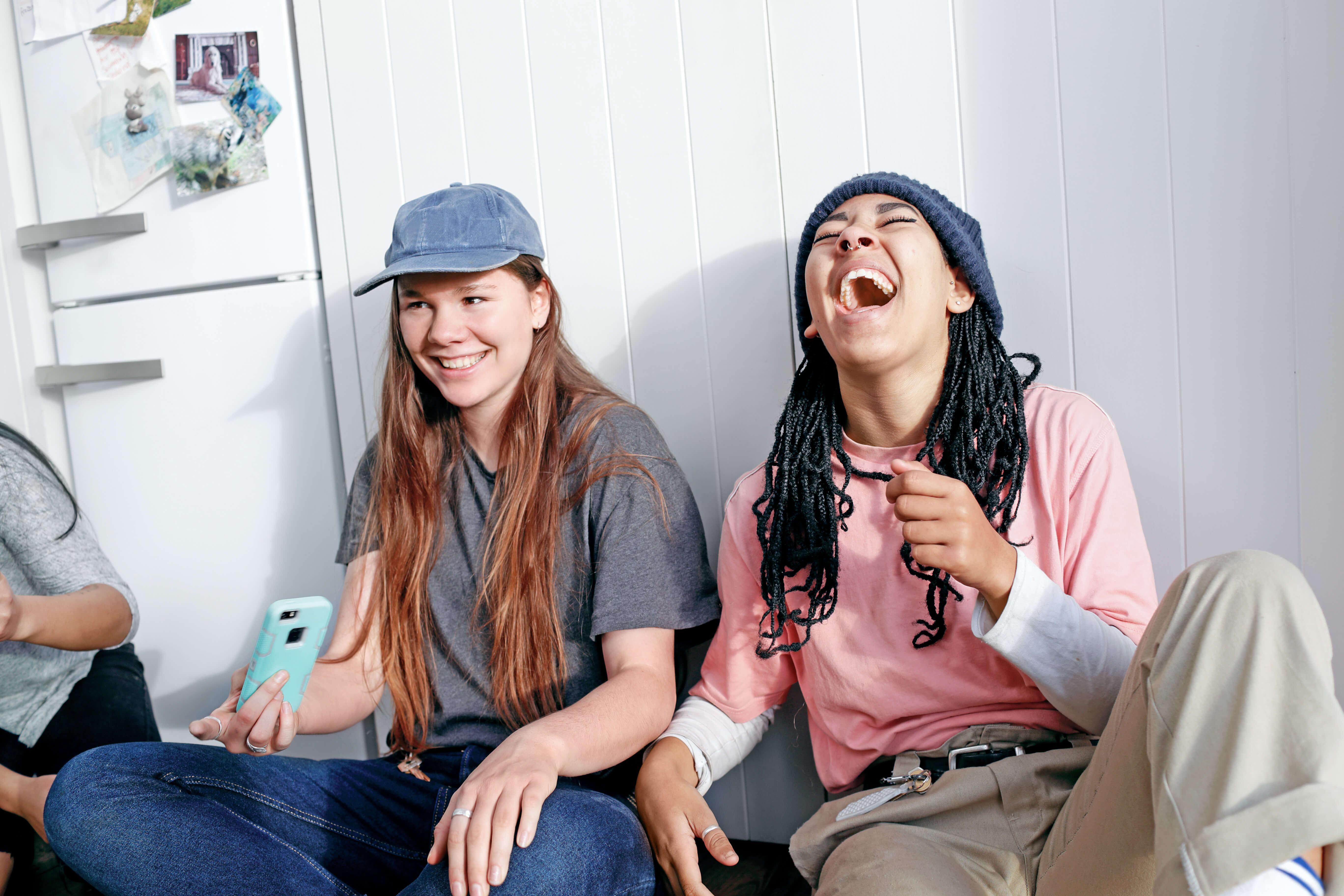 Die Kinder- und Jugendhilfe der Johanniter gibt jungen Menschen eine Perspektive für die Zukunft.