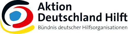 [Translate to English:] Logo der Aktion Deutschland hilft