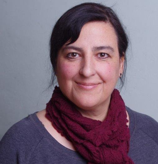 Maria Kalmbach, Leiterin Lacrima in Augsburg