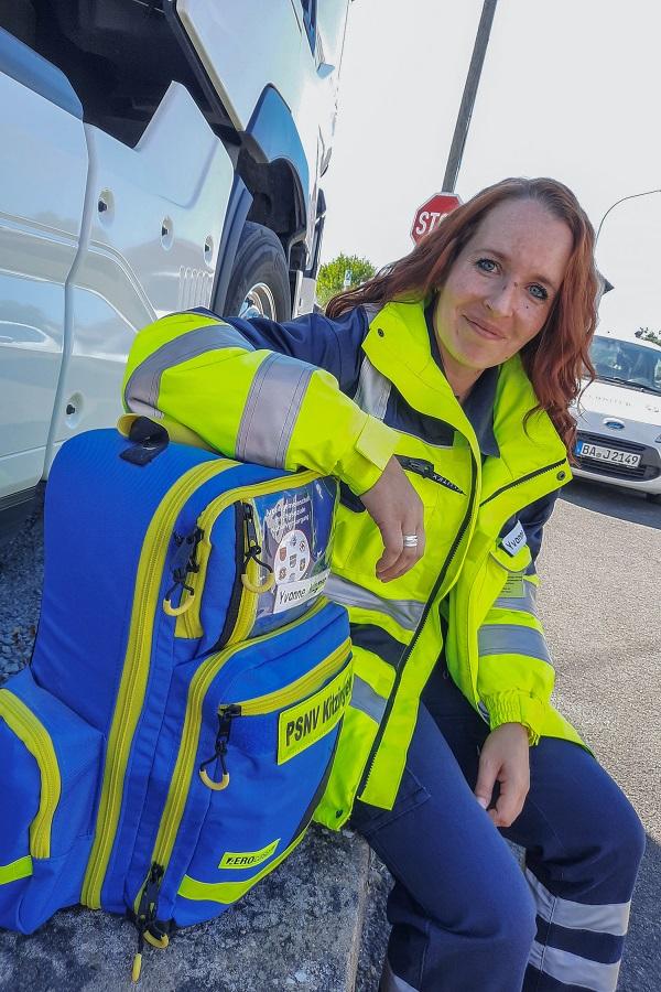 Die Helferinnen und Helfer sind ehrenamtlich tätig.