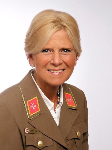 Annette Fenge, Vizepräsidentin der Johanniter-Unfall-Hilfe