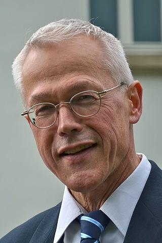 Dr. Matthias Meyer, Bundespfarrer der Johanniter-Unfall-Hilfe