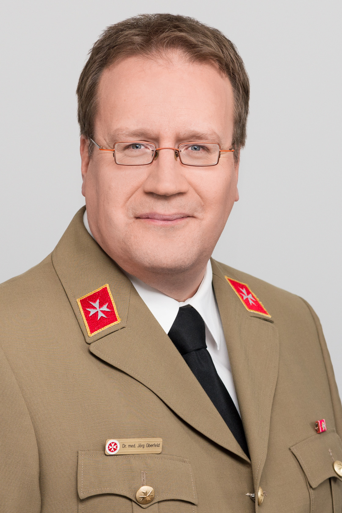Dr. med Joerg Oberfeld, Bundesarzt der Johanniter-Unfall-Hilfe