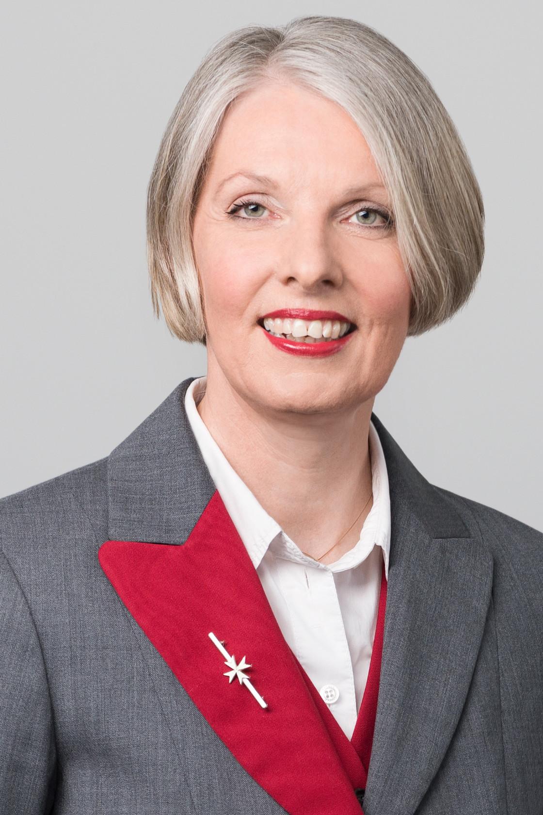 Andrea Trenner, Bundesbeauftragte für Gesundheitsdienst und Pflege