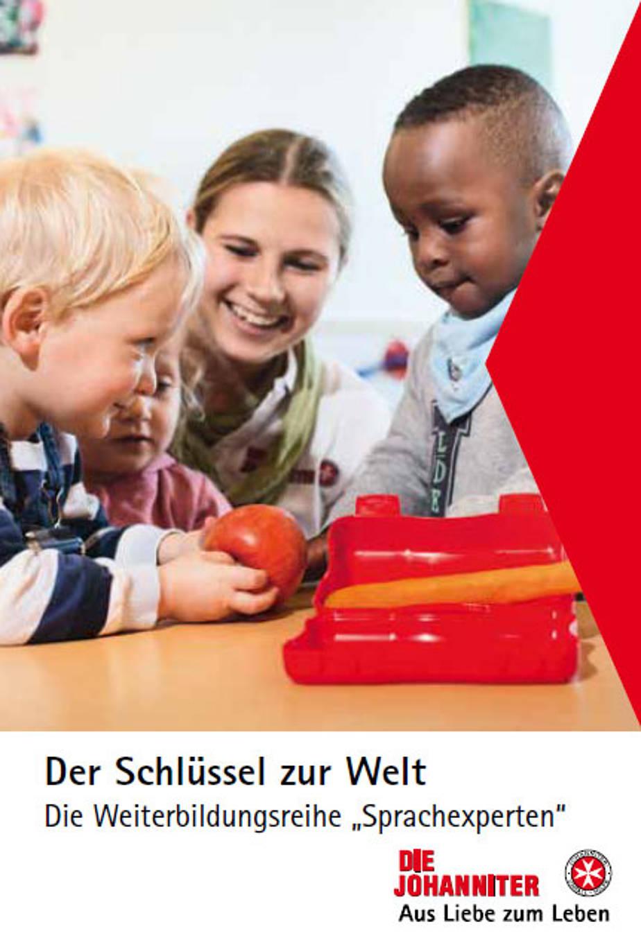 """Cover Weiterbildungsreihe """"Sprachexperten"""""""