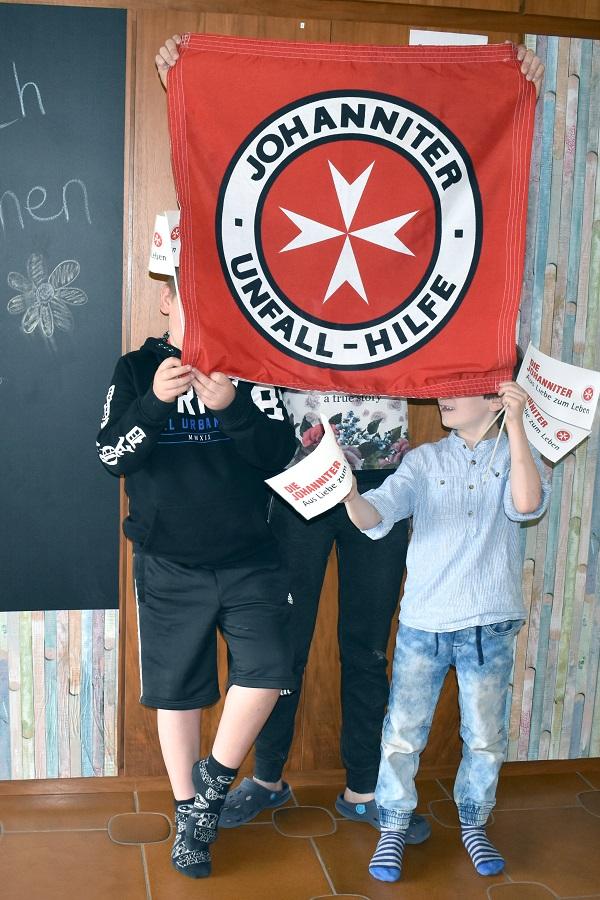 """""""Willkommen in unserem Heim!"""", sagen einige der zehn Kinder, die in der Trier-Tarforster Regelwohngruppe leben."""