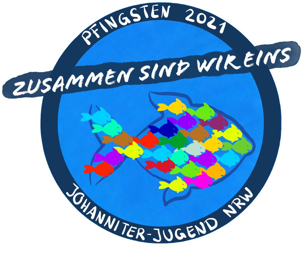 Das Logo der Pfingstaktion 2021 NRW