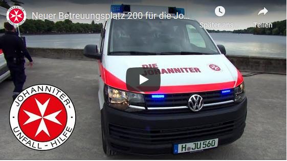 Neuer Betreuungsplatz 200 für die Johanniter in Niedersachsen und Bremen