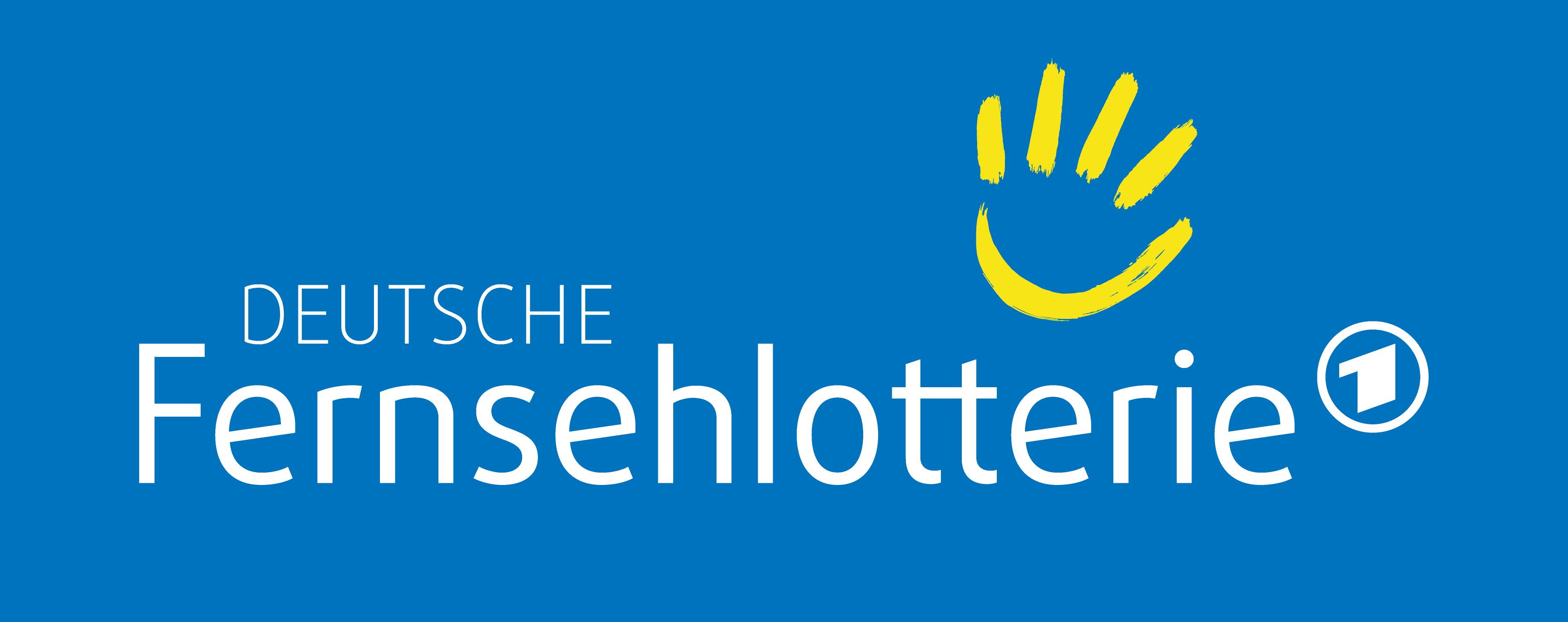 Logo der Fernsehlotterie, Förderer des Quartierstreffs Q4 in Northeim