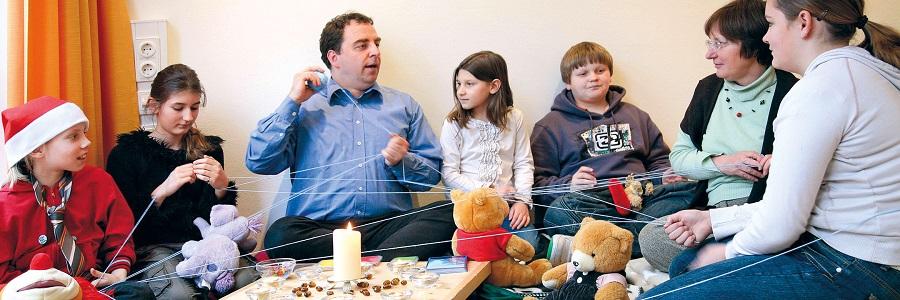 Lacrima in Hamburg hilft trauernden Kindern und Jugendlichen