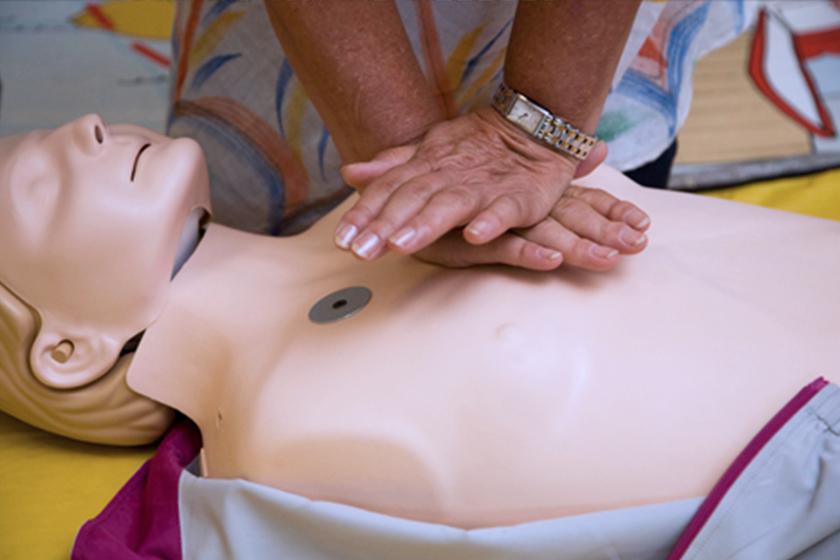 Erste Hilfe: Herz-Lungen-Wiederbelebung