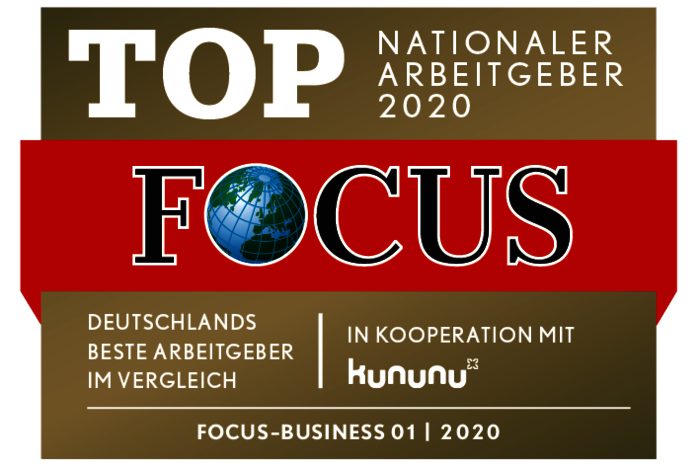 Focus Top-Arbeitgeber