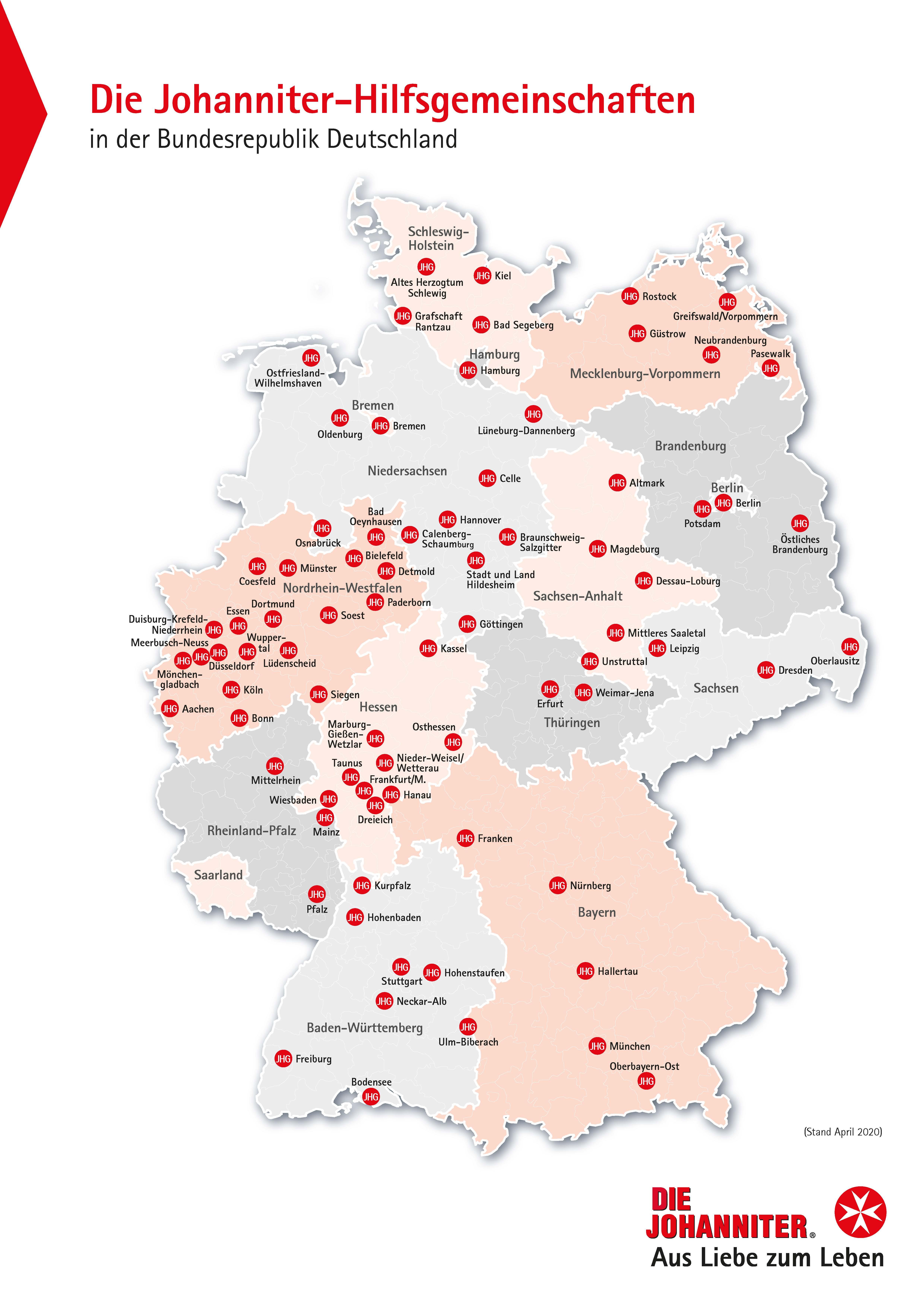 Johanniter Hilfsgemeinschaft