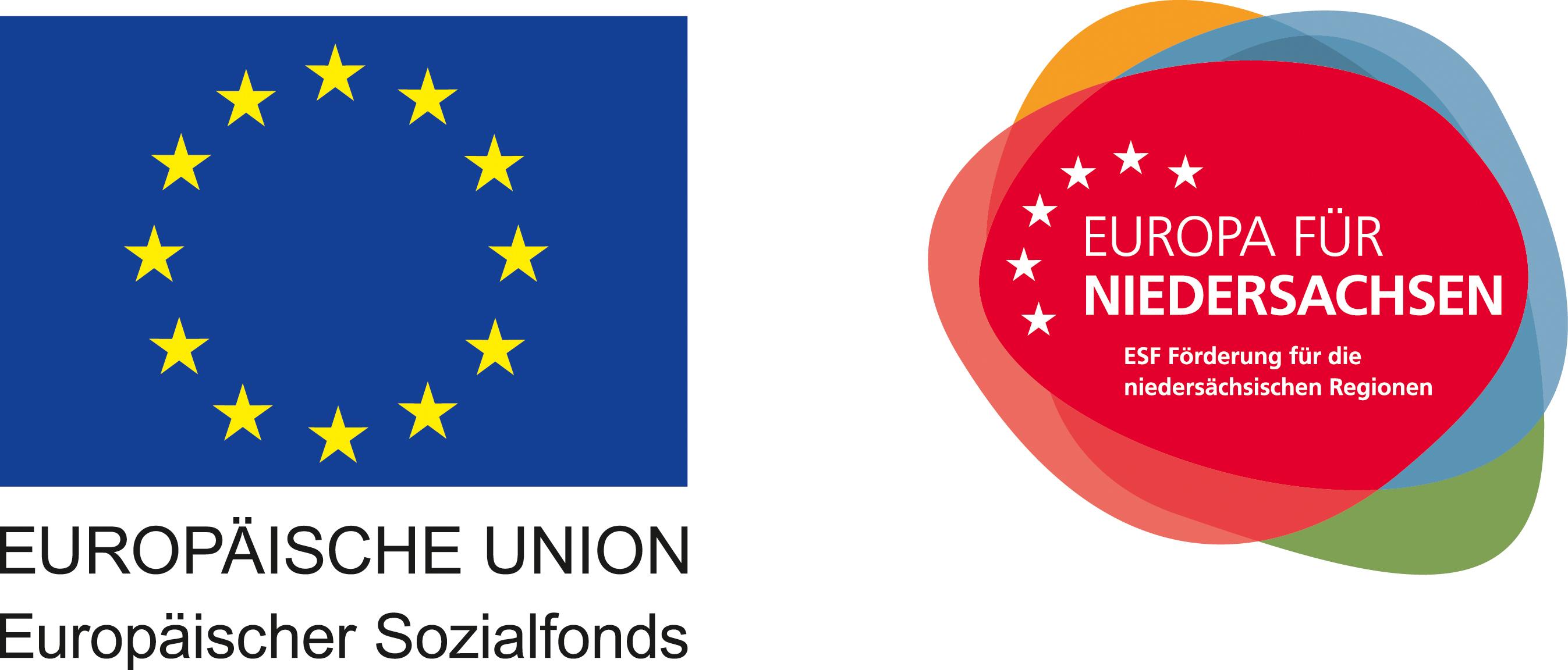 Label Europäischer Sozialfond