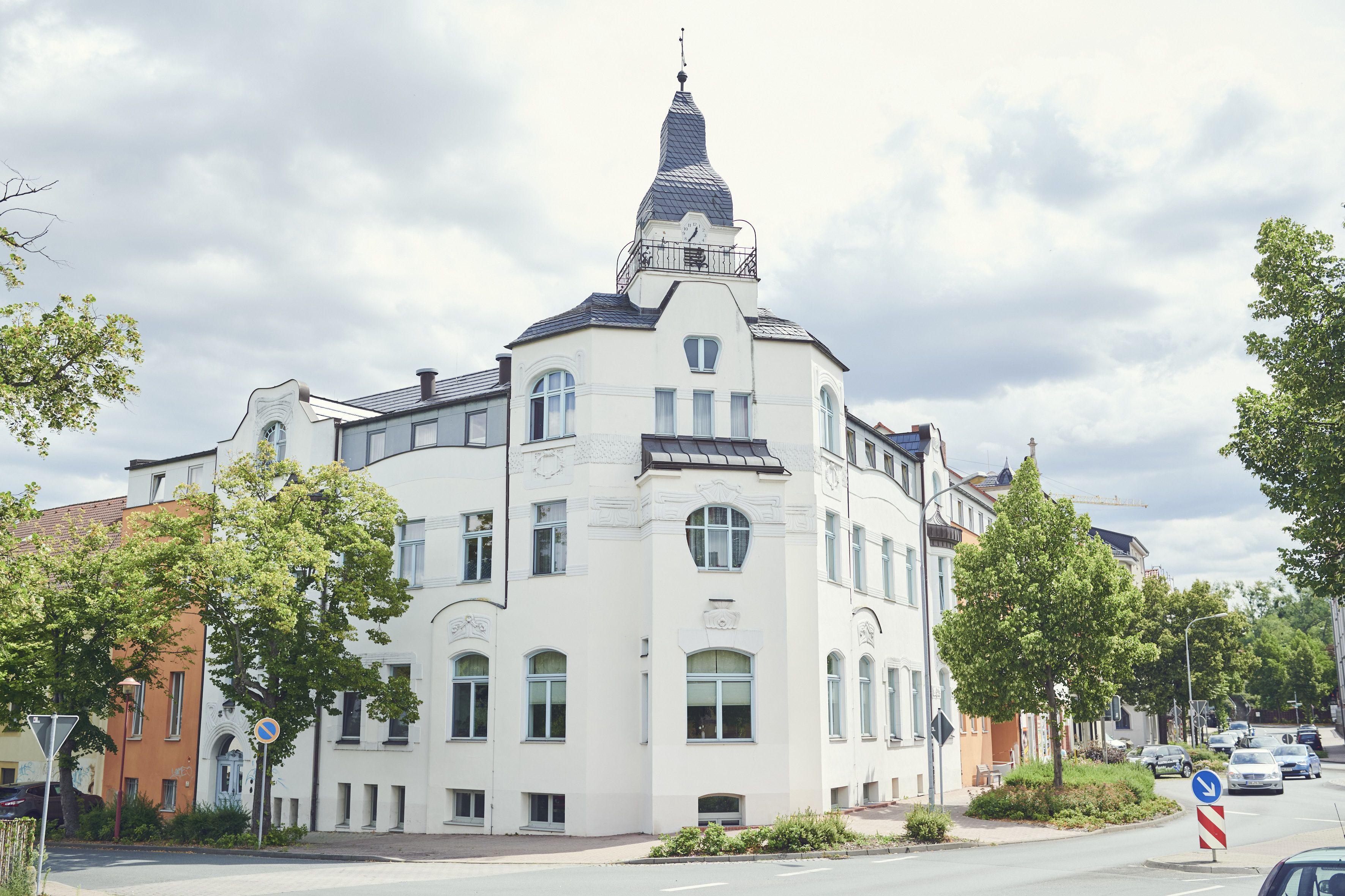 Das Haus Käthe-Kollwitz
