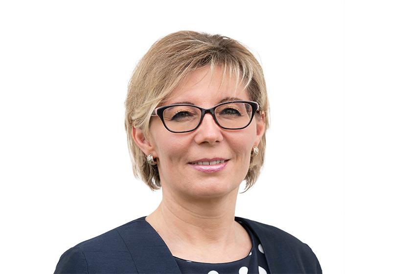 Einrichtungsleiterin des Johanniter-Seniorenzentrum Hermaringen, Helene Reisenhauer