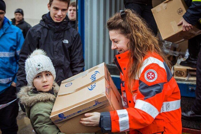 Die Johanniter-Weihnachtsrucker-Hilfsaktion startet am 21. November 2020.