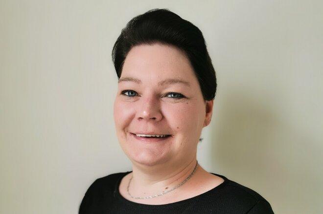 Pflegedienstleiterin Ramona Kistner