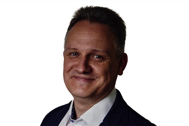 Einrichtungsleiter Andreas Bellmann