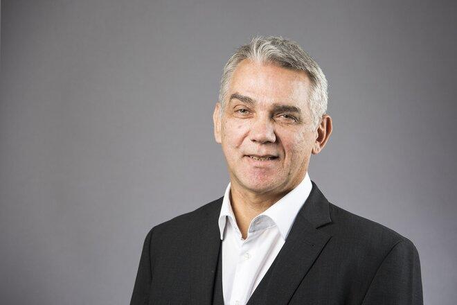 Einrichtungsleiter Ulrich Achilles