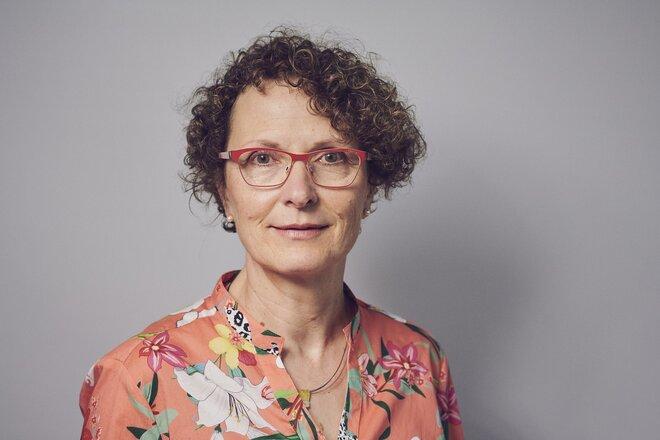 Einrichtungsleiterin Jutta Krauß