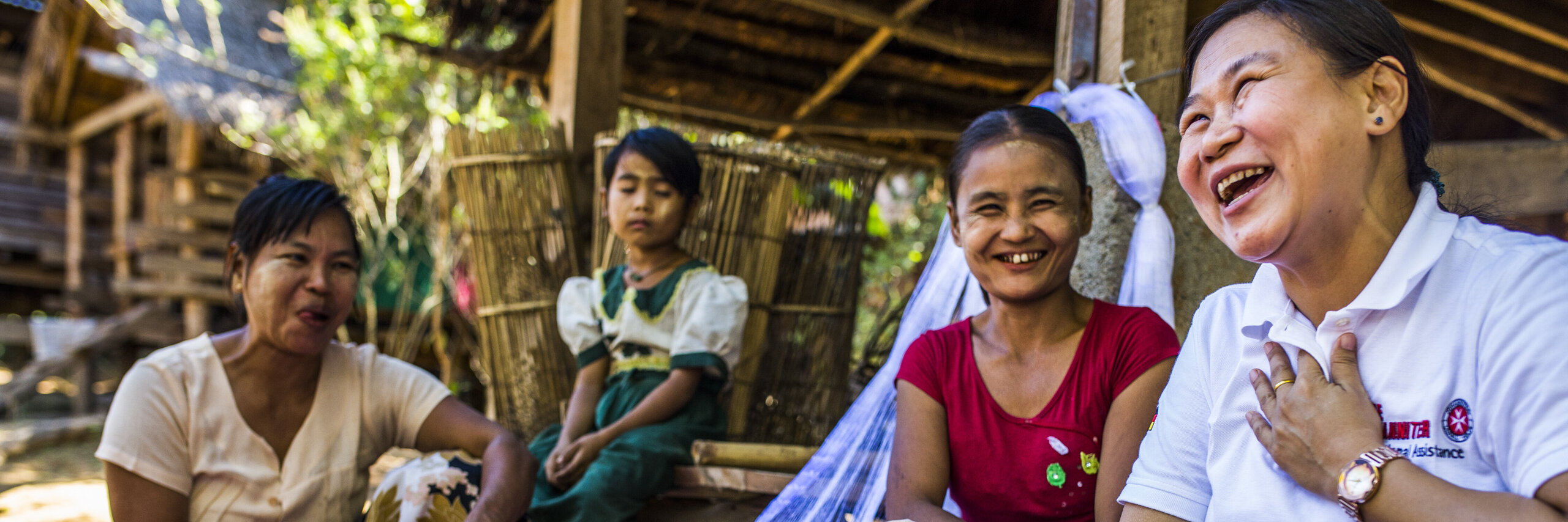 Returnees in Myanmar
