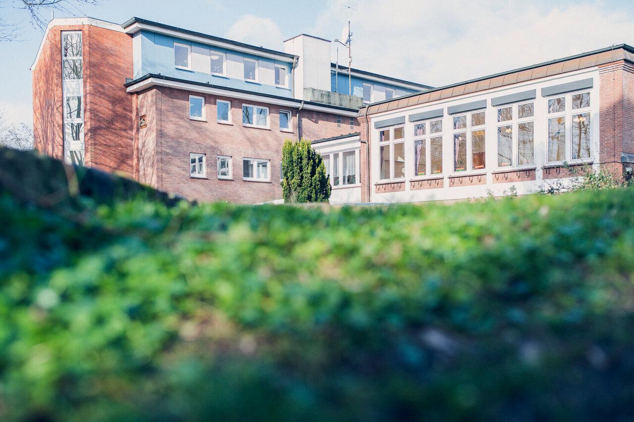 Gebäudeansicht Haus Am Königsteich Bad Oldesloe