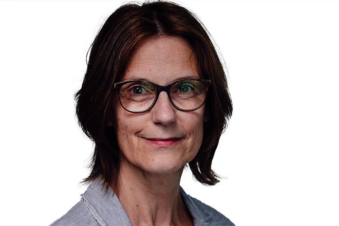 Bettina Baumann, Einrichtungsleiterin Seniorenanlage Heinrich-Gau im Wedel