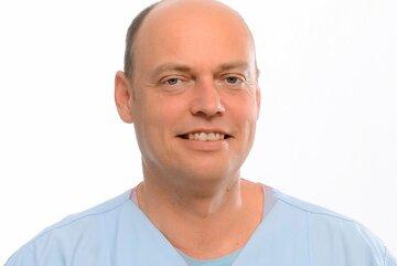 Dr. med. Lars Friedrich, Oberarzt Klinik für Anästhesiologie und Intensivmedizin Medizinische Hochschule Hannover
