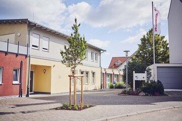 Das Johanniter-Pflegewohnhaus Am Seltenbach in Essingen