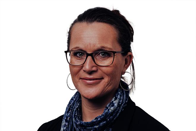 Angelika Ernst, Einrichtungsleiterin Johanniter-Stift Gronau