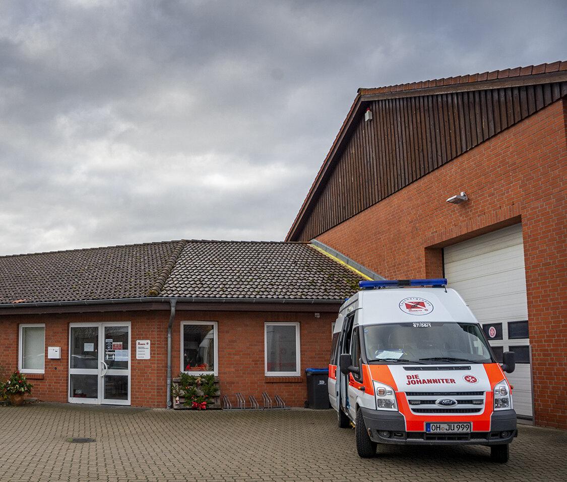 Dienststelle der Johanniter-Unfall-Hilfe in Eutin