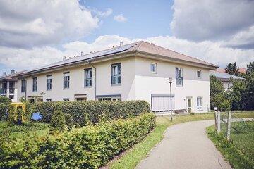 Das Johanniter-Pflegewohnhaus im Seniorenzentrum Böbingen
