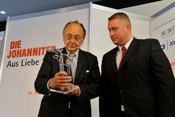 Torben Breden ist Preisträger 2009 des Hans-Dietrich-Genscher-Preis