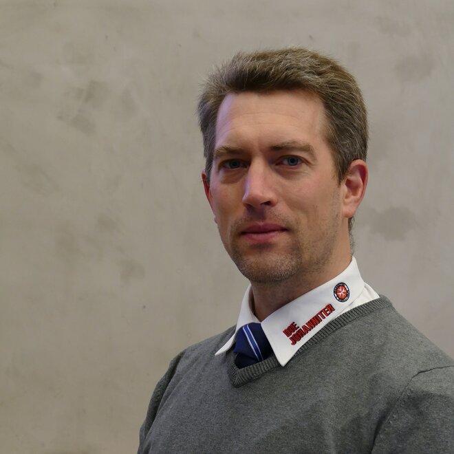 Alexander Stötefalke, Fachbereichsleiter, Landeskoordinator PSNV, Johanniter-Akademie Niedersachsen/Bremen
