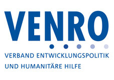 [Translate to English:] Logo des Bundesverbandes VENRO