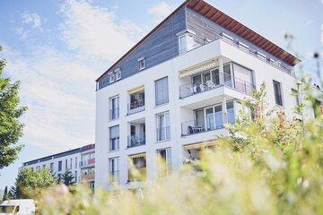 Das Johanniter-Haus Herrsching liegt im Grünen