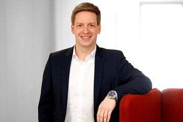 Hannes Wendler, hauptamtliches Mitglied im Landesvorstand