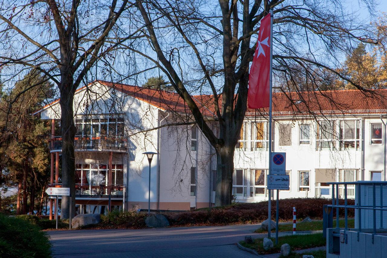 Außenansicht Johanniter-Haus Geesthacht
