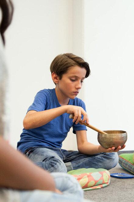 """Im Lacrima Kindertrauerzentrum finden Kinder, die einen harten Schicksalsschlag zu verarbeiten haben """"ihren Platz"""""""