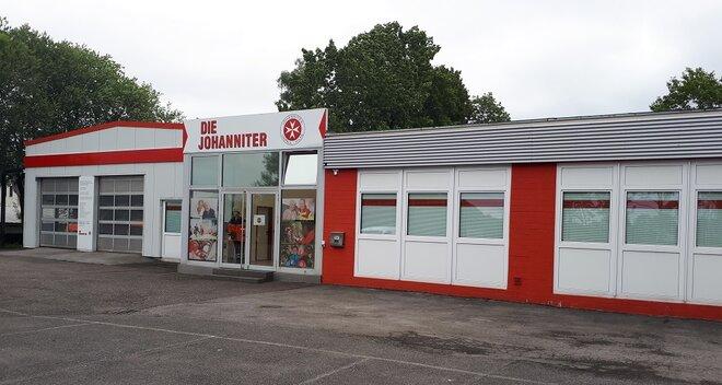 Gebäude Dienststelle Solingen
