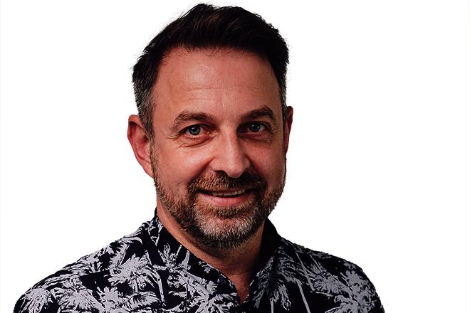 Dirk Tillaire ist Einrichtungsleiter im Johanniterhaus Celle