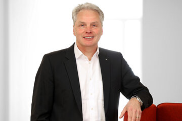 Stefan Radmacher, ehrenamtliches Mitglied im Landesvorstand