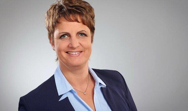 Kerstin Biedermann, Bereichsleitung Fundraising
