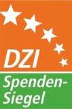 [Translate to English:] DZI-Spendensiegl