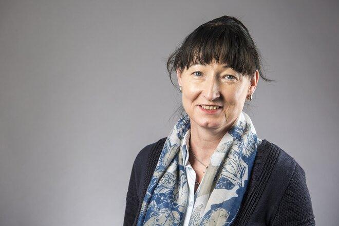 Einrichtungsleiterin Martina Eßbach