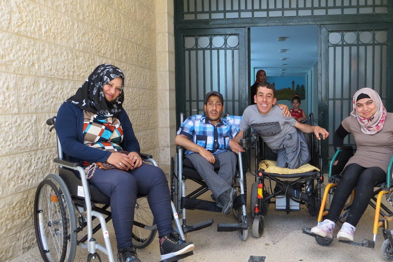 Menschen mit Behinderung in Palästina